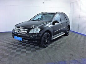 Bad Credit Car Finance Available Mercedes-Benz ML420 SPORT CDI 4-MATIC A