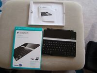 Logitech ultrathin keyboard cover for ipad 2