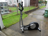 v-fit met 2 cross trainer
