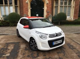 Citroen C1 Airscape 2014, 3 Door, Low mileage, Full service history, message for more details