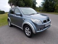 2005 57 DAIHATSU TERIOS 1.5 SX 5 DOOR MANUAL PETROL