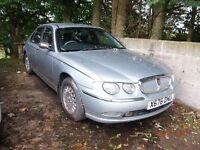 Rover 75 diesel Connoisseur SE, spares or repairs.