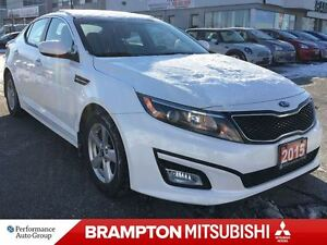 2015 Kia Optima LX (BLUETOOTH! HEATED SEATS!)