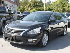 2013 Nissan Altima 2.5 SL LEATHER NAV AND BACKUP CAMERA