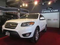 2012 Hyundai Santa Fe LIMITED // LEATHER // LOADED