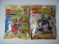 2x LEGO Mixels in Polybag - NEW
