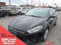 2015 Dodge Dart Limited * NAV * LEATHER * CAM * ONE OWNER