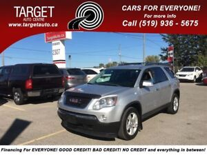 2009 GMC Acadia SLE, 7-Pass, Drives Great and More !!!!