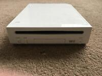 Nintendo wii with all accessories