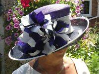 Beautiful occasion hat