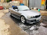 BMW 318 CI M SPORT 2.0 CONVERTIBLE 56 REG FULL LEATHER PX WECOME CREDIT CARDS WELCOME