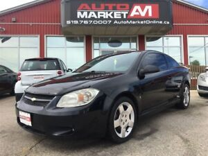 2008 Chevrolet Cobalt Sport, Alloys, A/C