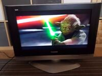 26inch Panasonic Viera HD Ready LCD TV with Freeview - TX-26LXD600