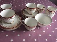 """Royal Grafton """"Majestic"""" Tea Set"""