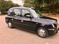 London Taxi TX4 Elegance 2011