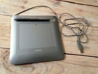 WACOM tablet Bamboo one CTF-430 + pen