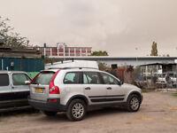 Volvo XC90 2.4d diesel 6 speed manual gearbox