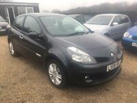 RENAULT CLIO 1.6 3DR INITALE FULLY LOADED LEATHER WARRANTY INCULEDED