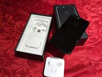 Apple iPhone 7 plus 256gb. One month old! * unlocked *
