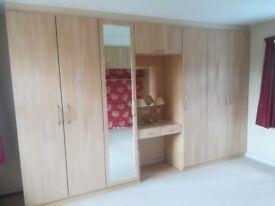 Sharps wardrobe suite