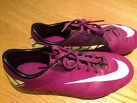 Nike Mercurial Football Boots - Size 5