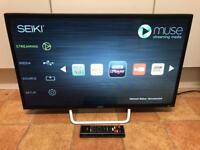Seiki Smart Tv - 32 inch