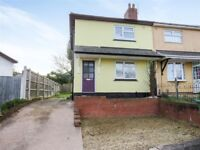 Newly Refurbished House for Rent, 2 Bedrooms, Near Dudley Town. NO DSS. Ideally professionals.