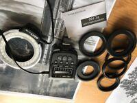 mixed camera items