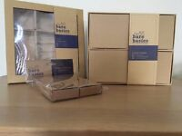 Bare Basics Set Of Boxes For You to Decorate