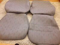 Replacement VW Transporter T4 Seat Covers - Inca Fabric
