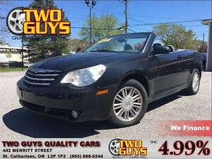 2008 Chrysler Sebring TOURING CONV. NEW TIRES ALLOYS