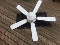 Ceiling Fan/ light
