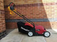 LAWN SCARIFIER VGC- ONLY USED 2/3 TIMES AS CONDITION WILL CONFIRM
