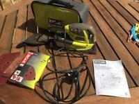 Ryobi Multi Sander Used Once - Excellent Cond