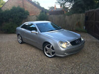 2002 02 Mercedes-Benz CLK 3.2 CLK320 Avantgarde 2dr.. Huge Spec!! Great looking car!!!