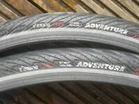 For sale is a joblot of the tyres: different sizes, makers and conditions.