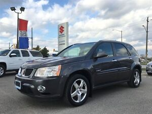 2008 Pontiac Torrent GXP AWD ~Heated Leather ~Power Sunroof