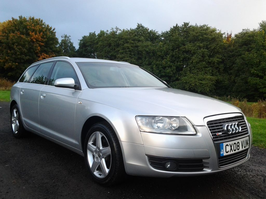 2008 audi a6 avant 2 0 tdi se fsh in manchester city centre manchester gumtree. Black Bedroom Furniture Sets. Home Design Ideas