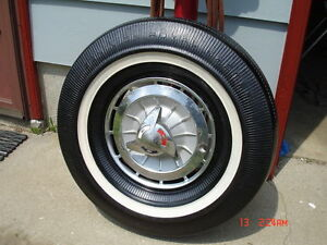 Vintage Dominion Royal Master tire
