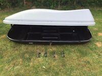 Large Roof Box - Max Load 60KG
