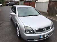 2003 Vauxhall Vectra 1.8 i 16v Active 5dr ONE OWNER FROM 2008 @07445775115