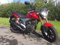 Keeway rkv 125 2012 full mot 4000 miles may take px try me with wot you have