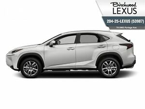 2016 Lexus NX 200t AWD Premium Package