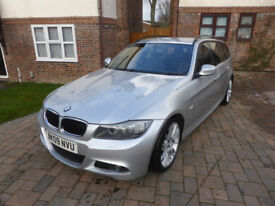 BMW 320d Touring Leather Seats * 12 Months MOT To FEB 2019