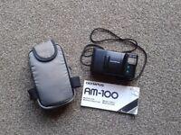 Olympus AM-100 35mm Camera.