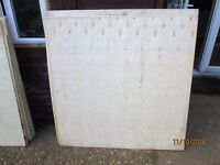 JOB LOT OF PLYWOOD BOARDS