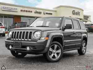 2016 Jeep Patriot HIGH ALTITUDE 4X4 | LEATHER SUNROOF REMOTE STA