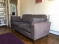 Charcoal Grey 3 Seater Sofa from Sofa Workshop