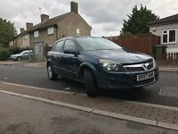 Vauxhall ASTRA 2008 1.8, automatic, mot sell or swap