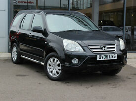 2006 06 HONDA CR-V 2.2 i-CTDi EXECUTIVE 4x4 4WD 5dr - DIESEL - SAT NAV - LEATHER - BLUETOOTH-HEATED